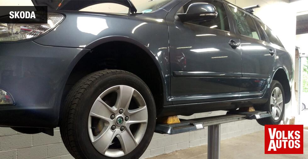 Skoda Octavia MK3 Servicing & Cambelts   Volks Autos